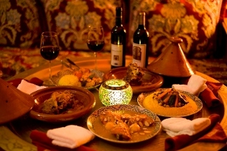 Kasbah authentic moroccan restaurant in seattle wa for Authentic moroccan cuisine