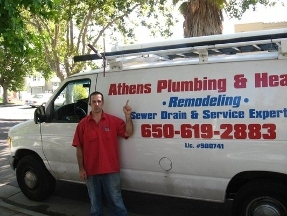 Athen's Plumbing & Heating