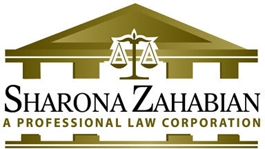 Sharona Zahabian Attorney At Law