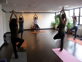 Zen yoga in forest hills ny 11375 citysearch for A salon on 51st ave