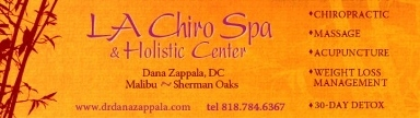 LA Chiro Spa & Holistic Center
