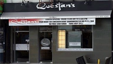 Questan&#039;s Seafood Restaurant