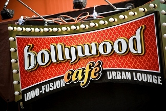 Bollywood Cafe