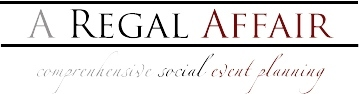A Regal Affair Wedding & Event Planners