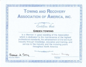Green Towing - Poway, CA