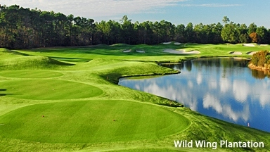 Wild Wing Golf Club - Conway, SC