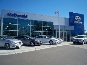 McDonald Hyundai