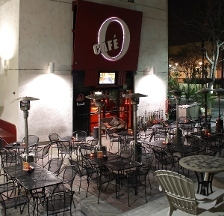 Cafe O Hookah Lounge & Restaurant