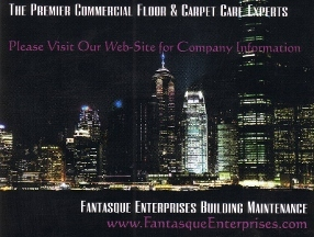 Fantasque Enterprises Building Maintenance