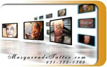 The Masquerade Tattoo Studio. | Suffolk Long Island N.Y.