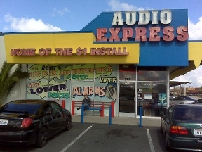 Audio Express Home of the One Dollar Install