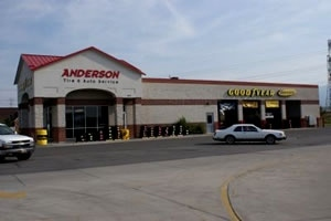 Anderson Tire & Auto - Homestead Business Directory