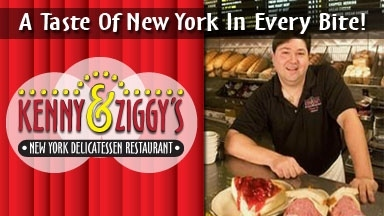 Kenny & Ziggy's New York Deli