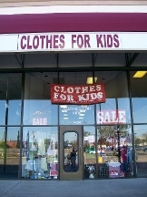 Clothes For Kids Resale