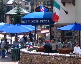 Blue Moose Pizza - Beaver Creek