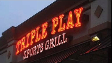 Triple Play Sports Grill