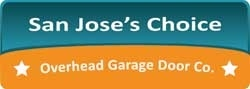 San Jose's Choice Overhead Garage Door