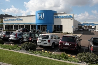 DCH Honda of Mission Valley - San Diego, CA