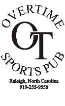 Overtime Sports Pub - Raleigh, NC