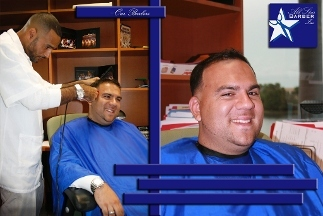 All Star Barber Inc