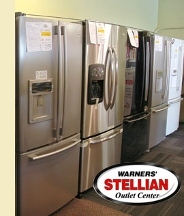 Warners' Stellian Appliance Outlet