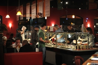 Crazy Fire Mongolian Grill &amp; Sushi