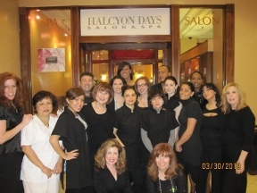 Halcyon Days Salon &amp; Spa @ The Bellevue