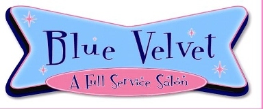 Blue Velvet Salon