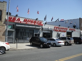 Sea Breeze Auto Body Repairs, Inc.