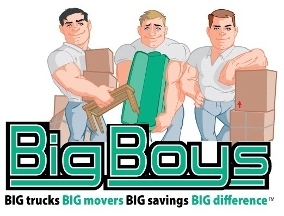 A Big Boys Moving Company
