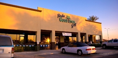 Jimbo&#039;s Good Times Grill