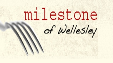 Milestone of Wellesley