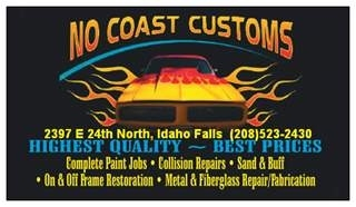 No Coast Customs - Homestead Business Directory