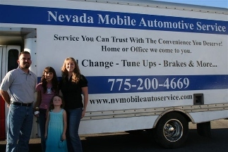 Nevada Mobile Automotive Svc