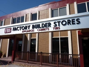 Factory Builder Stores - Houston, TX