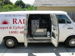 Radiant Carpet &amp; Upholstery Cleaning