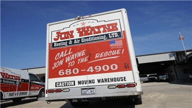 Jon Wayne Heating & Air Conditioning