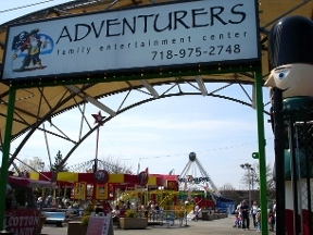 Adventurer's Formerly Nellie Bly Amusement Park
