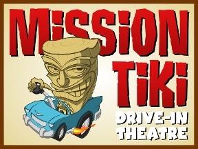 Mission Tiki Drive-in Theatre
