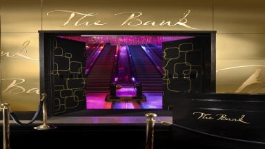 The Bank Nightclub At Bellagio Hotel And Casino