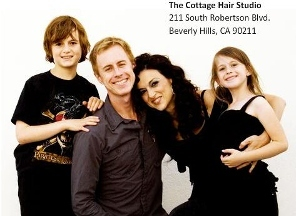 Sean Carrick at The Cottage Hair Studio