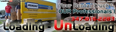 NYC Movers - We Loading Your Truck - Loading UnLoading - New York, NY