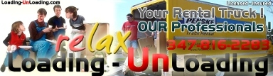 Box Truck Movers - We Load your Truck Rental - New York, NY