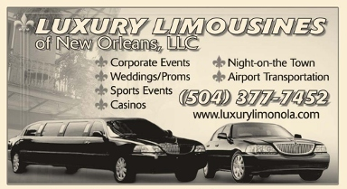 Luxury Limousines-New Orleans