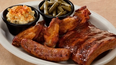 Sticky Fingers Ribhouse - Mount Pleasant, SC