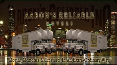 Aaron's Reliable Inc. Movers - Chicago, IL