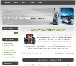 Certified Vacuum Sales & Svc - Homestead Business Directory