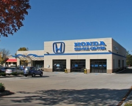 Zimbrick Honda Service Center - Madison, WI