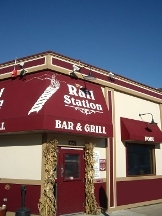Rail Station Bar & Grill