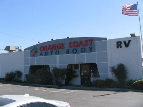 Orange Coast Auto Body Inc